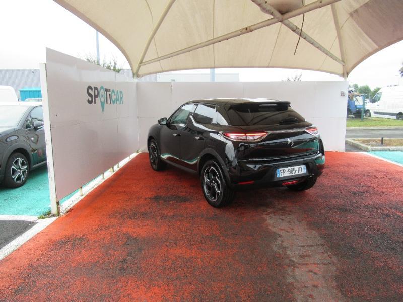 Photo 7 de l'offre de DS DS 3 Crossback BlueHDi 100ch Grand Chic à 30950€ chez Citroën Côte Basque / DS STORE Côte Basque