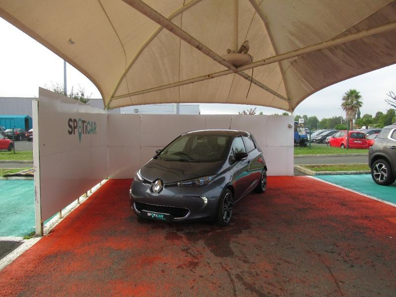 Renault Zoe Intens R110 MY19 Electrique GRIS FONCE Occasion à vendre