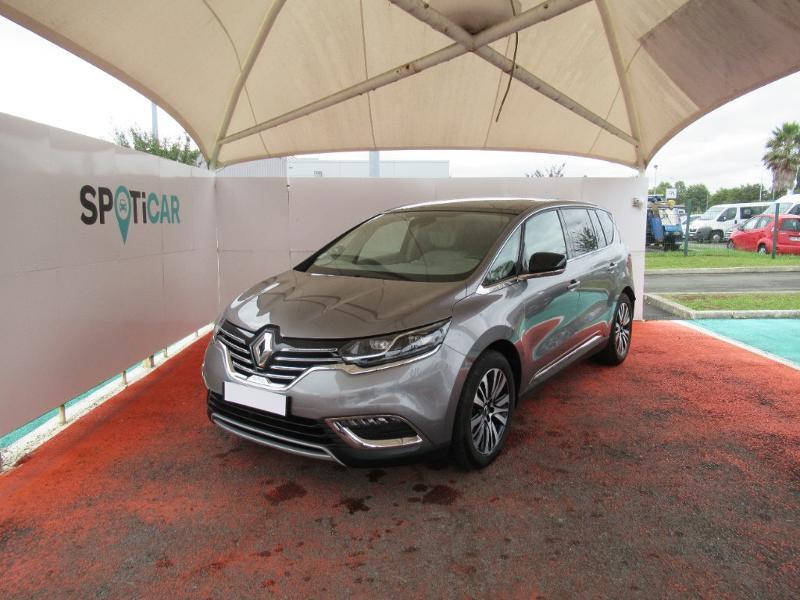 Renault Espace 1.6 dCi 160ch energy Initiale Paris EDC Diesel GRIS Occasion à vendre