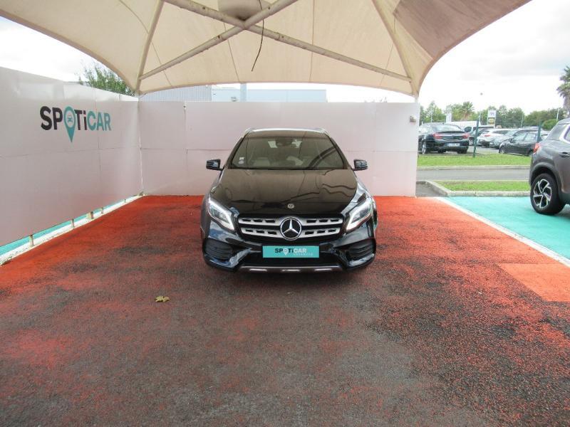 Mercedes-Benz Classe GLA 200 Fascination 7G-DCT Essence NOIRE Occasion à vendre