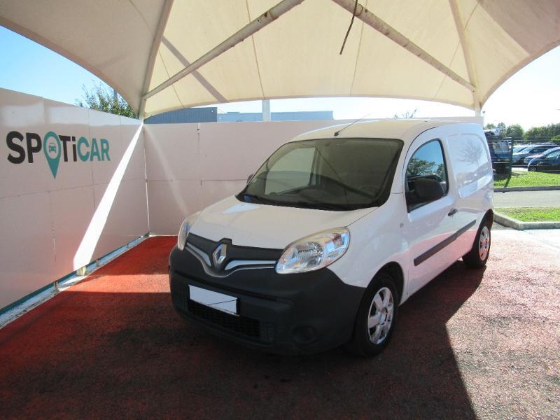 Renault Kangoo Express 1.5 dCi 90 Grand Confort FT Diesel BLANC Occasion à vendre