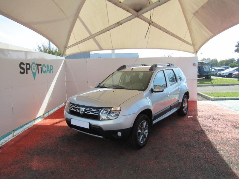 Dacia Duster 1.5 dCi 110ch Prestige 4X4 Diesel GRIS Occasion à vendre