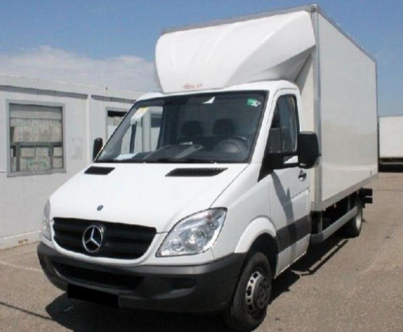 Mercedes-Benz SPRINTER CCB CAISSE 20 M3 513 CDI 43 Diesel BLANC  Occasion à vendre
