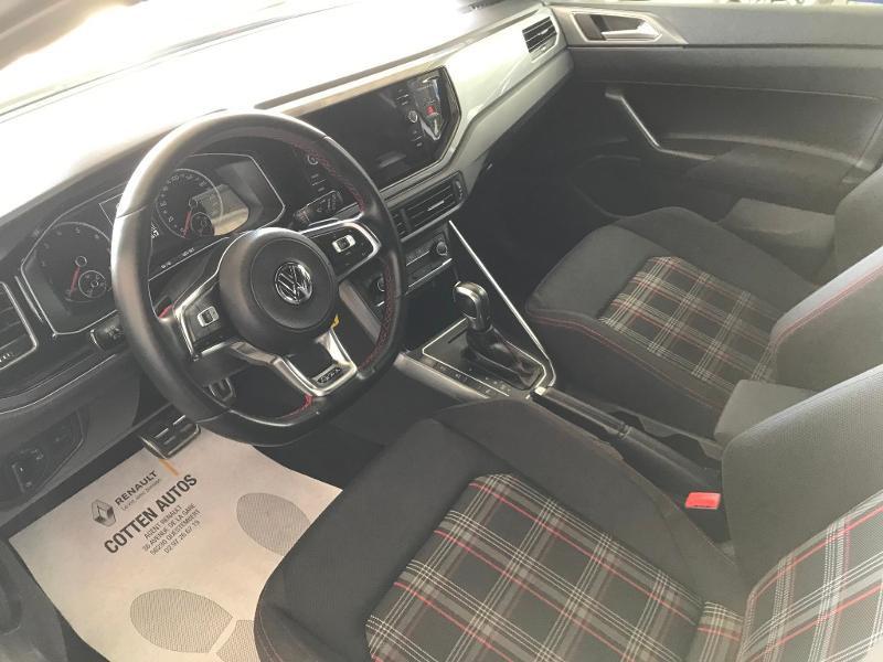 Photo 5 de l'offre de VOLKSWAGEN Polo 2.0 TSI 200 GTI DSG 6 à 22990€ chez Cotten Autos avenue de la gare