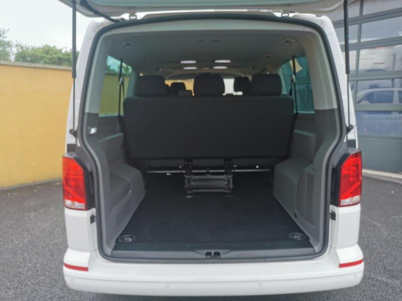 Photo 7 de l'offre de VOLKSWAGEN Caravelle T6.1 2.0 TDI 150 DSG7 BlueMotion Technology Confortline Long à 39990€ chez Cotten Autos avenue de la gare