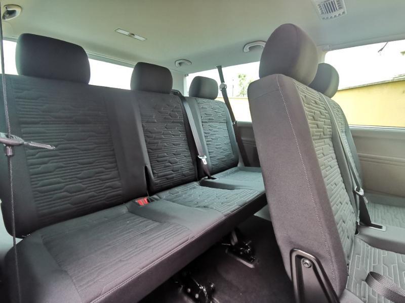 Photo 9 de l'offre de VOLKSWAGEN Caravelle T6.1 2.0 TDI 150 DSG7 BlueMotion Technology Confortline Long à 39990€ chez Cotten Autos avenue de la gare
