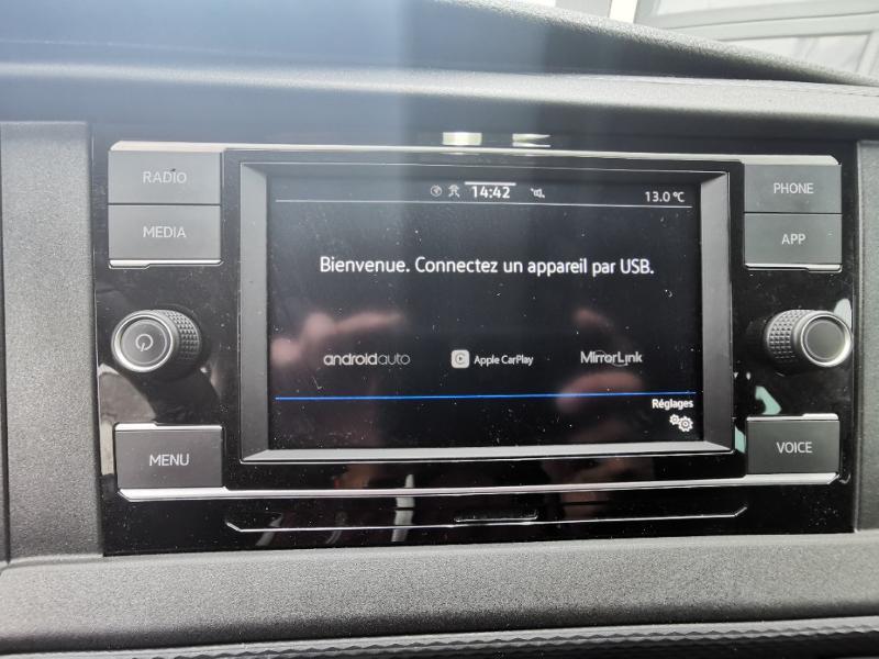 Photo 15 de l'offre de VOLKSWAGEN Caravelle T6.1 2.0 TDI 150 DSG7 BlueMotion Technology Confortline Long à 39990€ chez Cotten Autos avenue de la gare