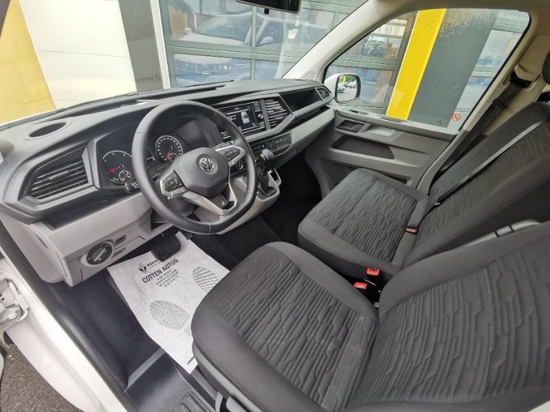 Photo 11 de l'offre de VOLKSWAGEN Caravelle T6.1 2.0 TDI 150 DSG7 BlueMotion Technology Confortline Long à 39990€ chez Cotten Autos avenue de la gare
