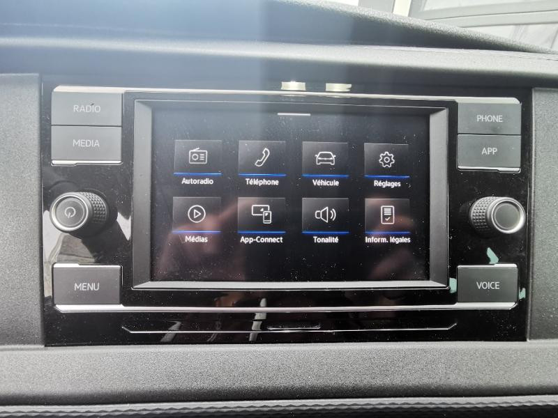 Photo 17 de l'offre de VOLKSWAGEN Caravelle T6.1 2.0 TDI 150 DSG7 BlueMotion Technology Confortline Long à 39990€ chez Cotten Autos avenue de la gare