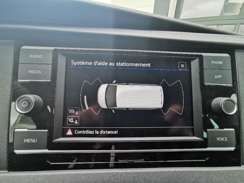 Photo 25 de l'offre de VOLKSWAGEN Caravelle T6.1 2.0 TDI 150 DSG7 BlueMotion Technology Confortline Long à 39990€ chez Cotten Autos avenue de la gare