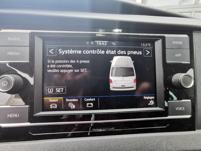 Photo 13 de l'offre de VOLKSWAGEN Caravelle T6.1 2.0 TDI 150 DSG7 BlueMotion Technology Confortline Long à 39990€ chez Cotten Autos avenue de la gare