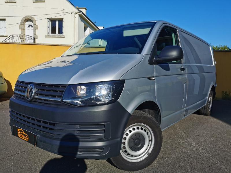 Volkswagen Transporter T6 3.0T L2 H1 2.0 TDI 102 Business Line E5 Diesel Gris Clair Métal Occasion à vendre