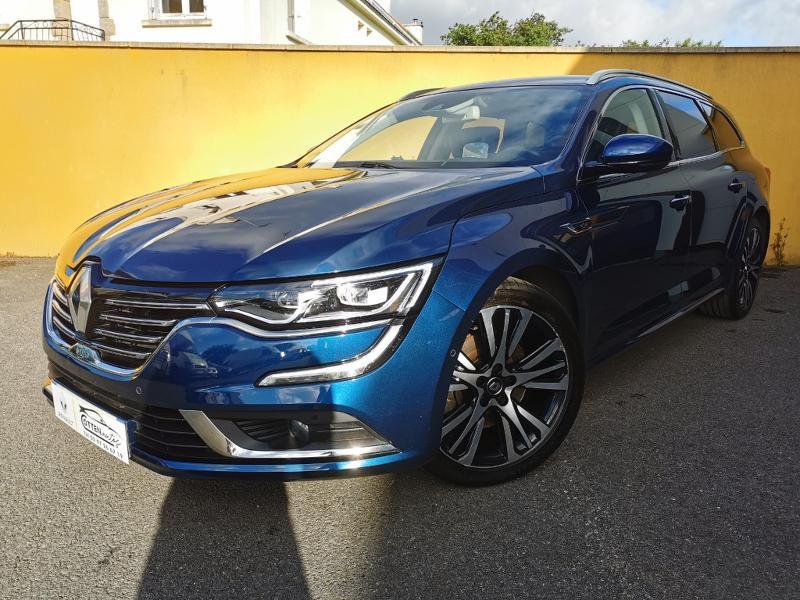 Renault Talisman Estate 1.6 dCi 160 energy Initiale Paris EDC Diesel Bleu Foncé Métal Occasion à vendre