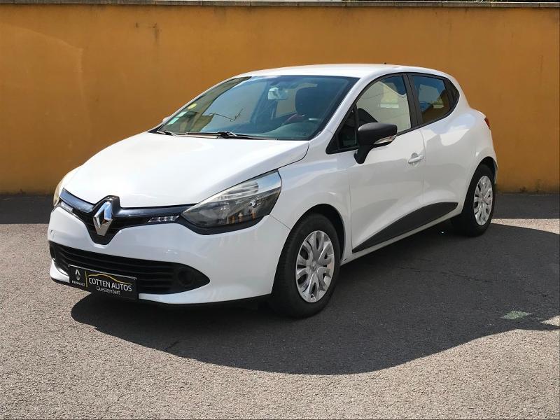 Renault Clio 1.5 dCi 75ch Life eco² 90g Diesel BLANC GLACIER Occasion à vendre