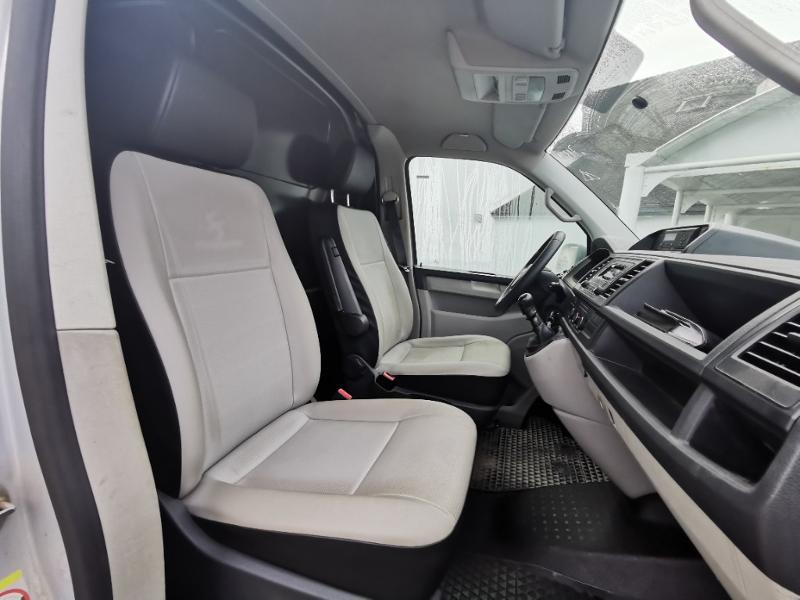 Photo 11 de l'offre de VOLKSWAGEN Transporter T6 3.2T L2H1 2.0 TDI 204 4Motion TTC à 31990€ chez Cotten Autos avenue de la gare
