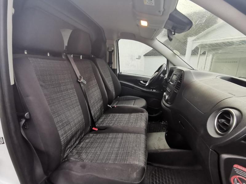 Photo 10 de l'offre de MERCEDES-BENZ Vito Fg 116 CDI Compact Pro BVA à 22990€ chez Cotten Autos avenue de la gare