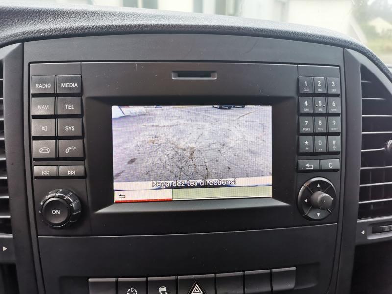 Photo 22 de l'offre de MERCEDES-BENZ Vito Fg 116 CDI Compact Pro BVA à 22990€ chez Cotten Autos avenue de la gare