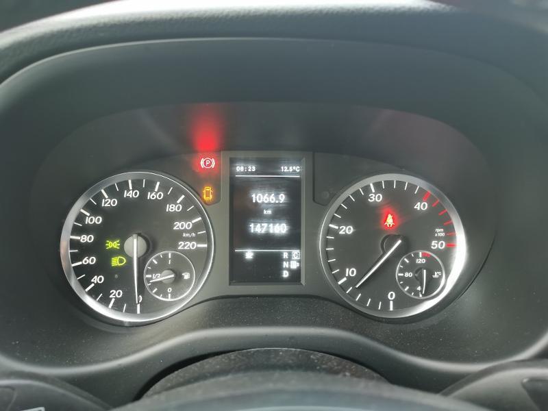 Photo 15 de l'offre de MERCEDES-BENZ Vito Fg 116 CDI Compact Pro BVA à 22990€ chez Cotten Autos avenue de la gare
