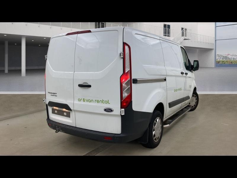 Photo 3 de l'offre de FORD Transit Custom Fg 290 L1H1 2.0 TDCi 130 Trend Business à 17990€ chez Cotten Autos avenue de la gare