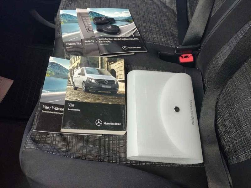 Photo 23 de l'offre de MERCEDES-BENZ Vito Fg 116 CDI Compact Pro BVA à 22990€ chez Cotten Autos avenue de la gare