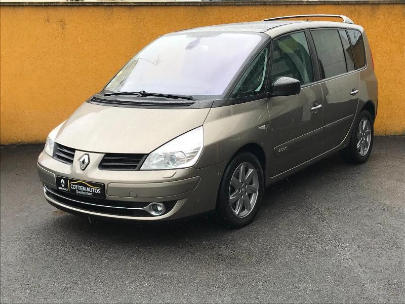 Renault Espace 2.0 dCi 150ch FAP Alyum Euro5 Diesel BEIGE CENDRE Occasion à vendre