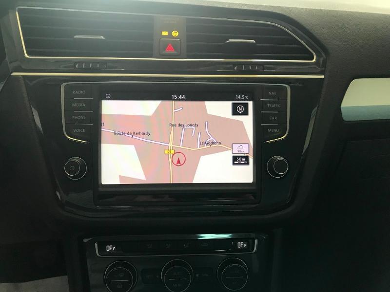 Photo 9 de l'offre de VOLKSWAGEN Tiguan 2.0 TDI 150 Confortline Business 4Motion à 21990€ chez Cotten Autos avenue de la gare
