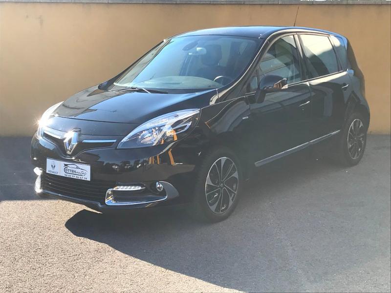 Renault Scenic 1.5 dCi 110ch energy Bose eco² 2015 Diesel Noir Métal Occasion à vendre