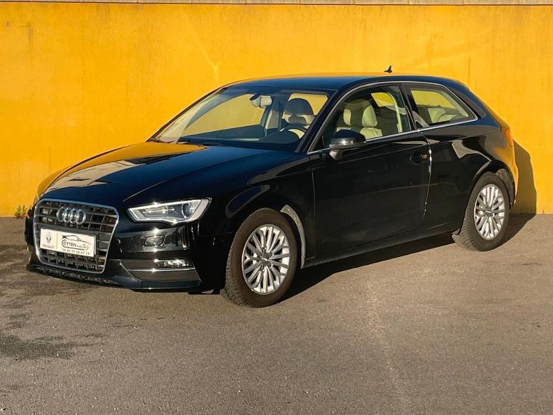 Audi A3 Sportback 1.4 TFSI 125ch Ambiente Essence Noir Métal Occasion à vendre