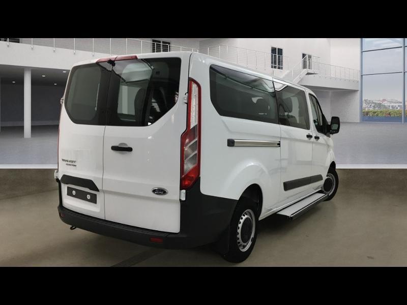 Photo 3 de l'offre de FORD Transit Custom Kombi 310 L2H1 2.2 TDCi 100 Ambiente à 25990€ chez Cotten Autos avenue de la gare