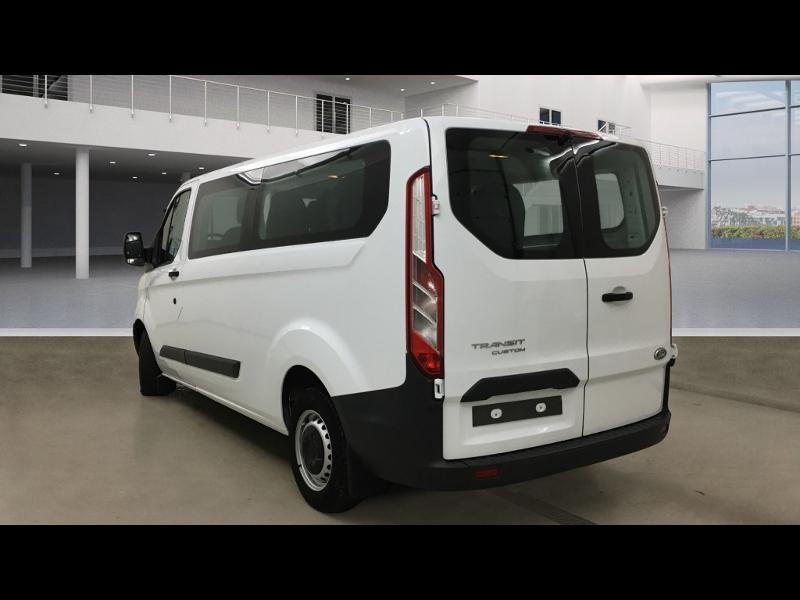 Photo 4 de l'offre de FORD Transit Custom Kombi 310 L2H1 2.2 TDCi 100 Ambiente à 25990€ chez Cotten Autos avenue de la gare