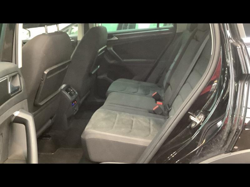 Photo 9 de l'offre de VOLKSWAGEN Tiguan 2.0 TDI 150 Confortline Business 4Motion DSG7 Euro6d-T à 33990€ chez Cotten Autos avenue de la gare