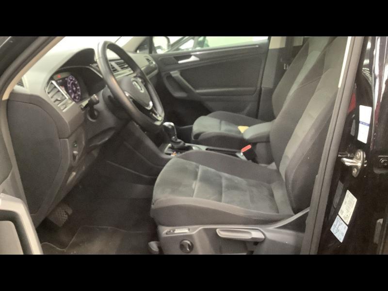 Photo 8 de l'offre de VOLKSWAGEN Tiguan 2.0 TDI 150 Confortline Business 4Motion DSG7 Euro6d-T à 33990€ chez Cotten Autos avenue de la gare