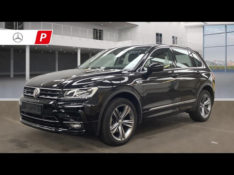 Volkswagen Tiguan 2.0 TDI 150 Confortline Business 4Motion DSG7 Euro6d-T Diesel Noir Métal Occasion à vendre