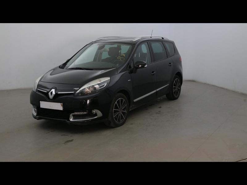 Renault Grand Scenic 1.6 dCi 130ch energy Bose eco² 7 places Diesel Noir Métal Occasion à vendre
