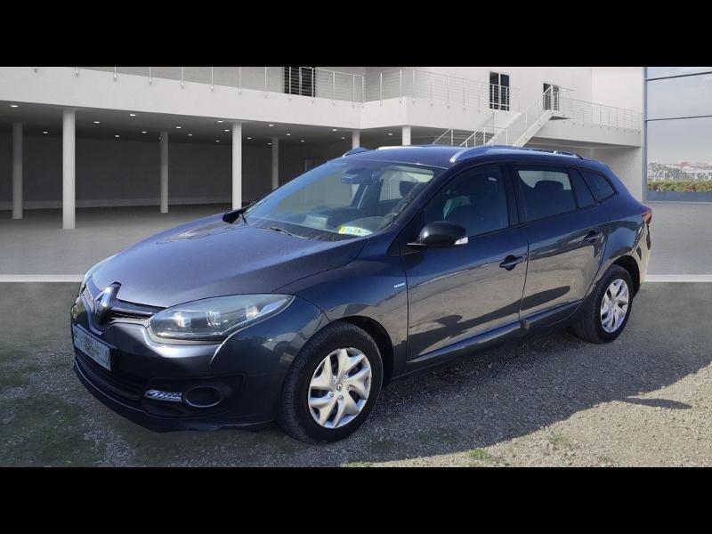 Renault Megane Estate 1.5 dCi 110ch Business EDC eco² 2015 Diesel Gris Foncé Métal Occasion à vendre