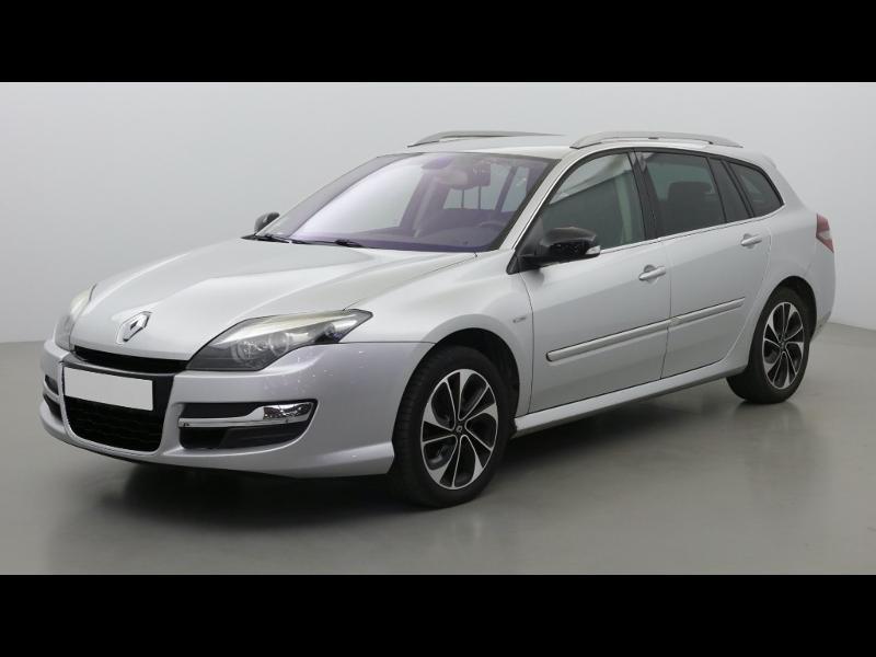 Renault Laguna Estate 2.0 dCi 130ch energy Bose Edition eco² Diesel Gris Clair Métal Occasion à vendre