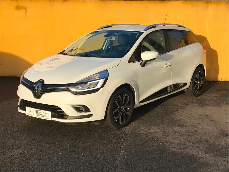 Renault Clio Estate 1.5 dCi 90ch energy Intens Euro6c Diesel Blanc Occasion à vendre