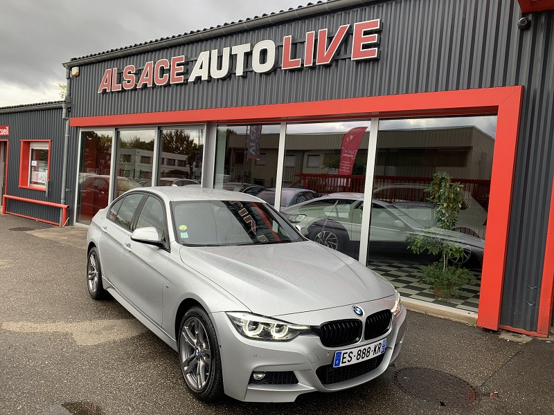 Photo 1 de l'offre de BMW SERIE 3 (F30) 320D XDRIVE 190CH M SPORT à 29900€ chez Alsace Auto Live