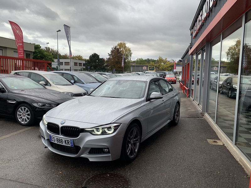 Photo 2 de l'offre de BMW SERIE 3 (F30) 320D XDRIVE 190CH M SPORT à 29900€ chez Alsace Auto Live