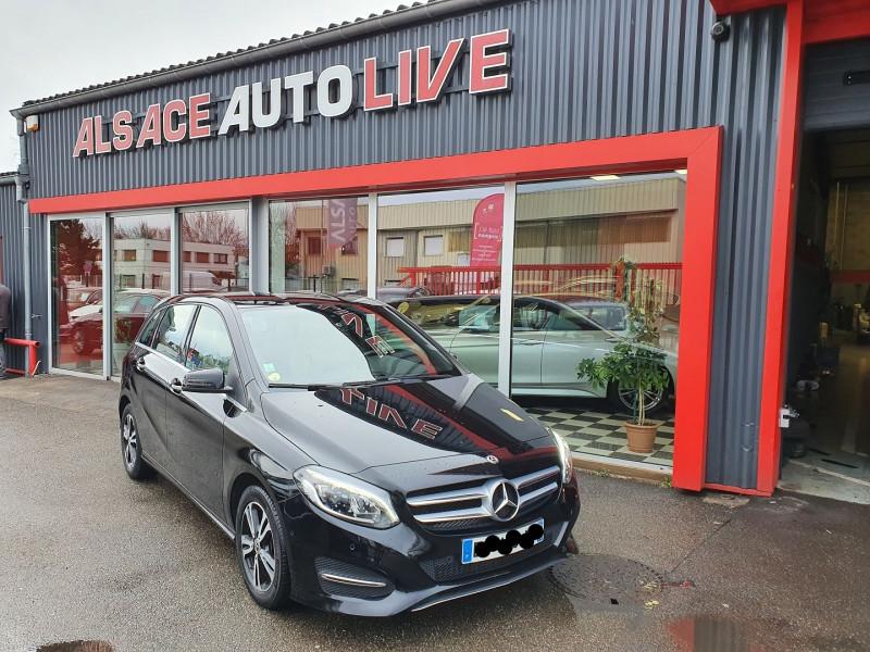Mercedes-Benz CLASSE B (W246) 180 D 109CH BUSINESS EDITION 7G-DCT Diesel NOIR Occasion à vendre