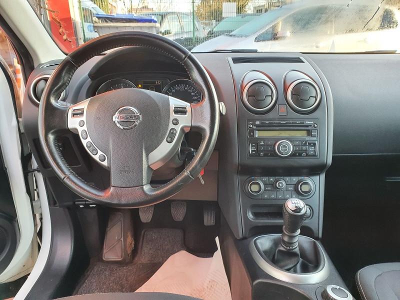 Photo 4 de l'offre de NISSAN QASHQAI 2.0 DCI 150CH ACENTA à 6890€ chez Alsace Auto Live