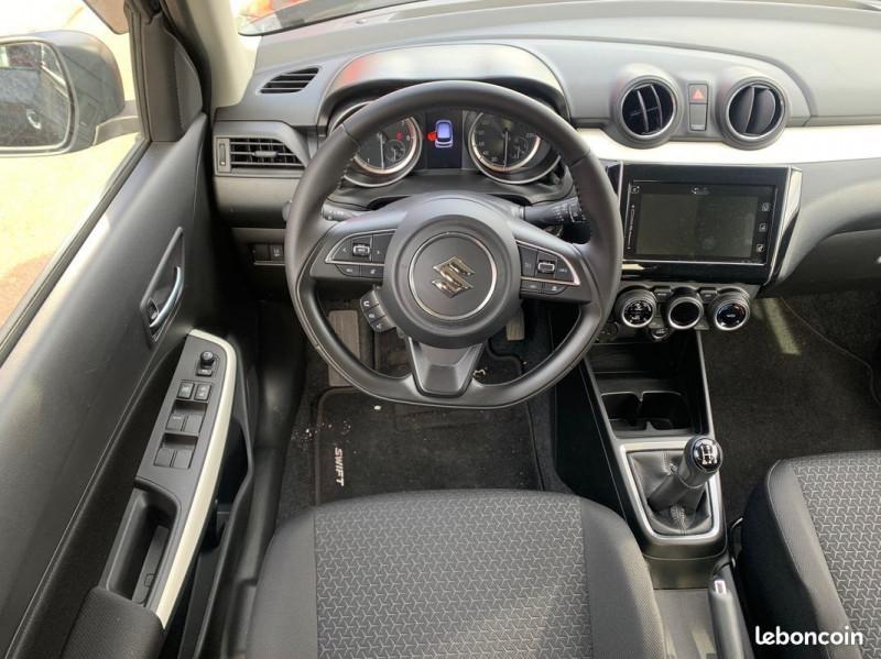 Photo 3 de l'offre de SUZUKI SWIFT 1.2 DUALJET HYBRID 90CH AVANTAGE EURO6D-T à 13890€ chez Alsace Auto Live