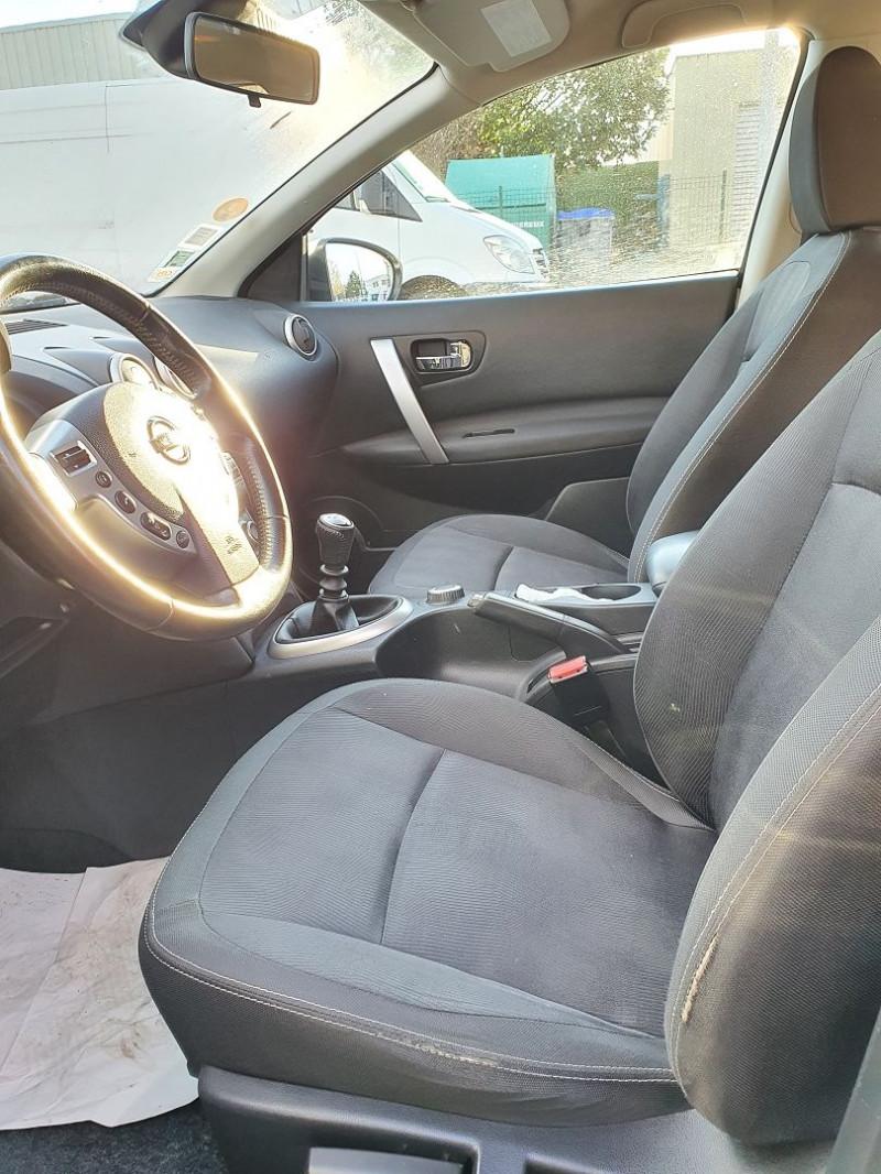 Photo 5 de l'offre de NISSAN QASHQAI 2.0 DCI 150CH ACENTA à 6890€ chez Alsace Auto Live