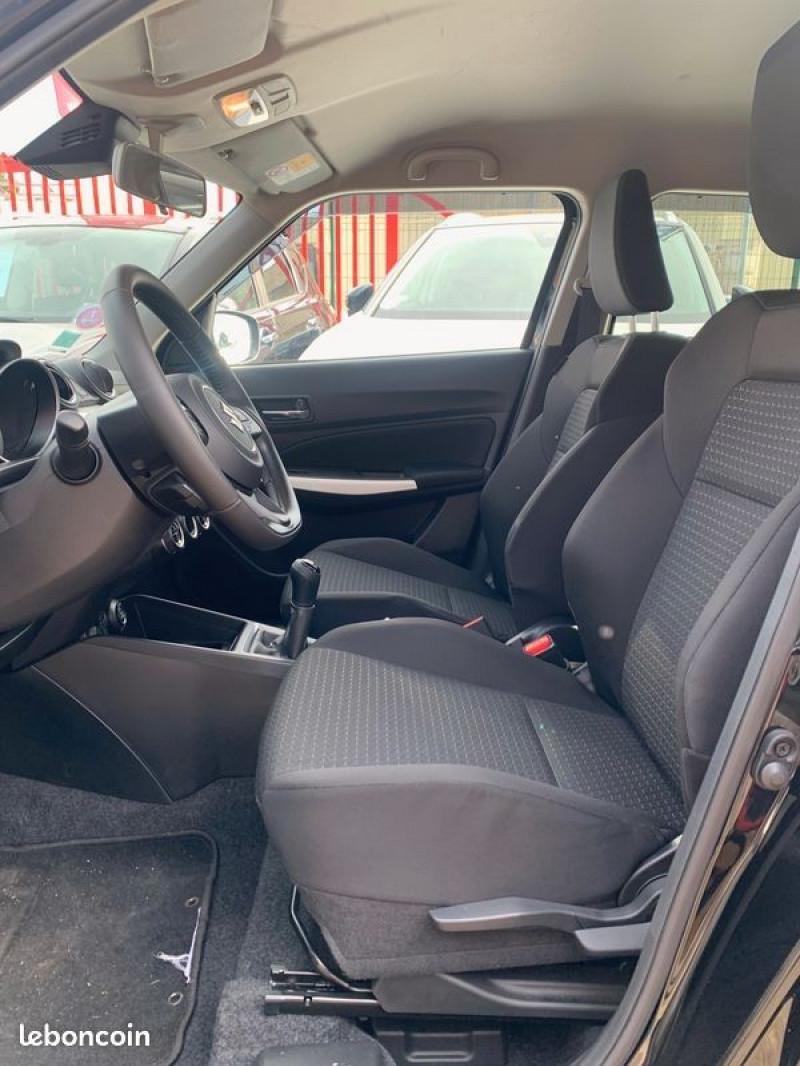 Photo 4 de l'offre de SUZUKI SWIFT 1.2 DUALJET HYBRID 90CH AVANTAGE EURO6D-T à 13890€ chez Alsace Auto Live