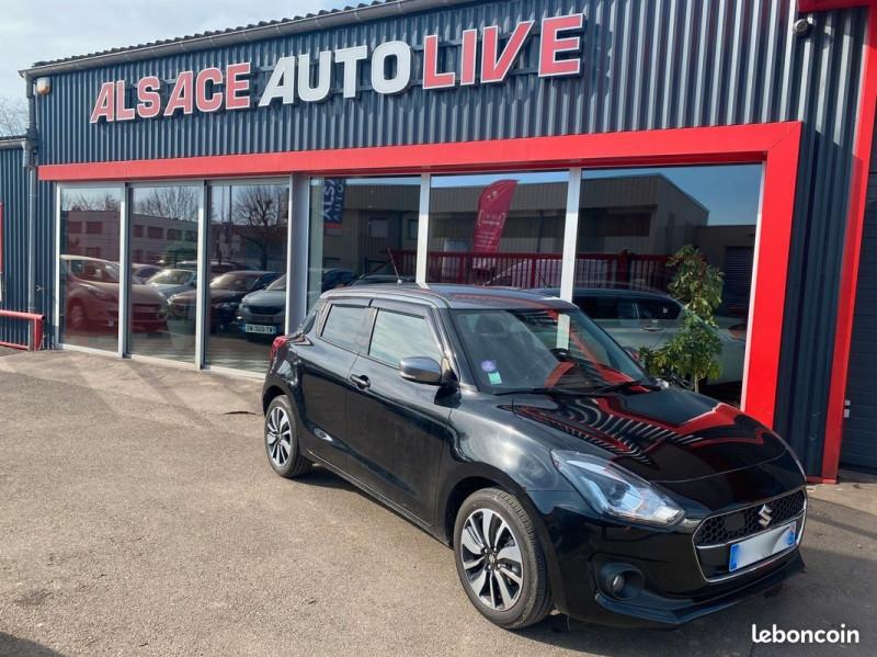 Photo 1 de l'offre de SUZUKI SWIFT 1.2 DUALJET HYBRID 90CH AVANTAGE EURO6D-T à 13890€ chez Alsace Auto Live