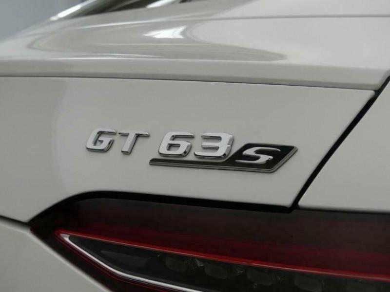 Photo 13 de l'offre de MERCEDES-BENZ AMG GT 4 PORTES 63 AMG S 639CH 4MATIC+ SPEEDSHIFT MCT AMG à 148500€ chez YM Automobiles