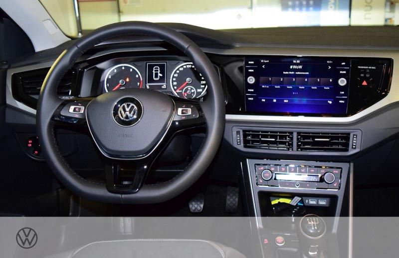Photo 7 de l'offre de VOLKSWAGEN POLO 1.0 TSI 95CH R-LINE EURO6D-T à 23100€ chez YM Automobiles