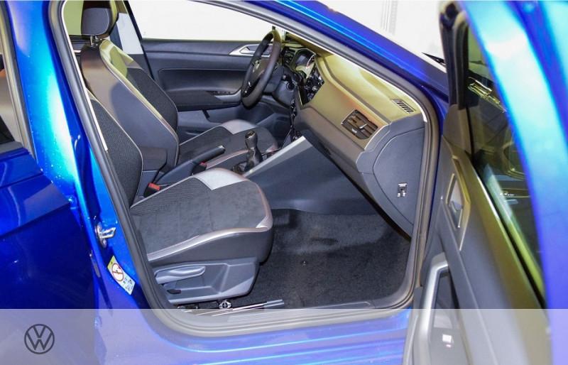 Photo 10 de l'offre de VOLKSWAGEN POLO 1.0 TSI 95CH R-LINE EURO6D-T à 23100€ chez YM Automobiles