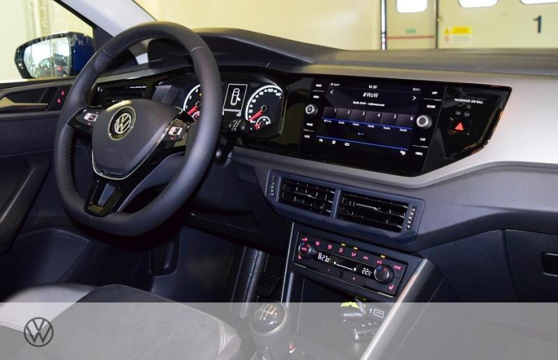 Photo 8 de l'offre de VOLKSWAGEN POLO 1.0 TSI 95CH R-LINE EURO6D-T à 23100€ chez YM Automobiles