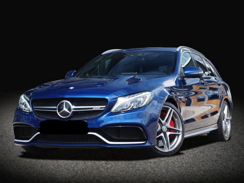 Photo 13 de l'offre de MERCEDES-BENZ CLASSE C BREAK (S205) 63 AMG S SPEEDSHIFT MCT AMG à 55000€ chez YM Automobiles
